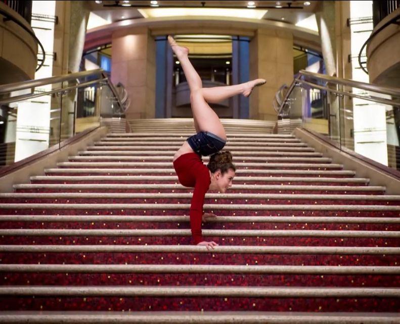 Pin by christi smith on cool flexibility tricks