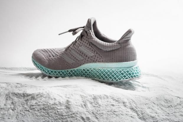 3D printing stories: 3D printed shoes made from ocean waste