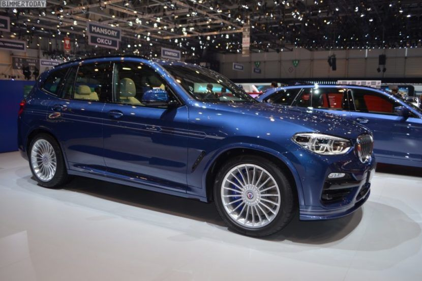 Alpina Xd3 Pricing Released  Deliveries Start Early 2019