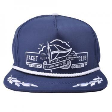 93ee4266a2f Benny Gold Yacht Club Cap  bennygold  baseballcap  skatewear
