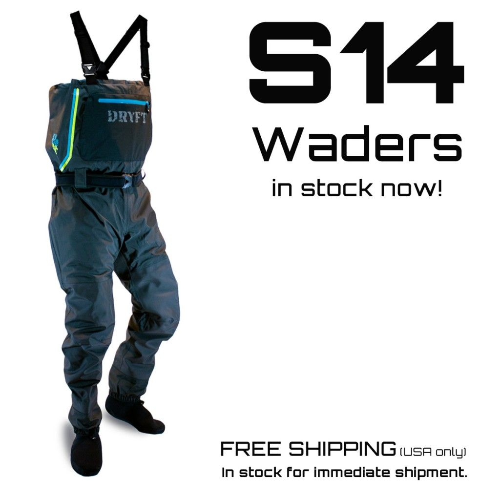 0c5ff3c904ad DRYFT S14 waders in stock | Products | Fish, Fly fishing, Hunting