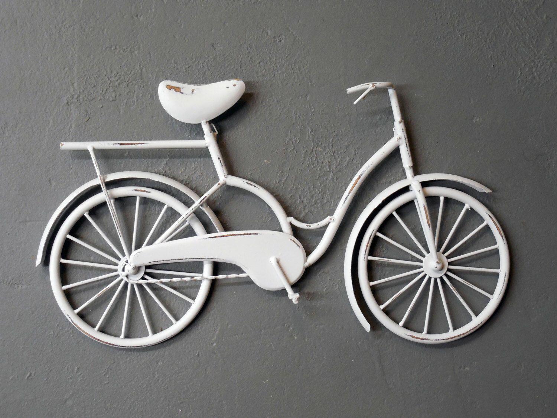 Bicycle Wall Art Bicycle Beach Decor Bicycle Decor Cycling Bike Metal Bicycle Wall Hanging Gift Idea Beach Bike Bicycle Decor Bicycle Wall Art Bicycle