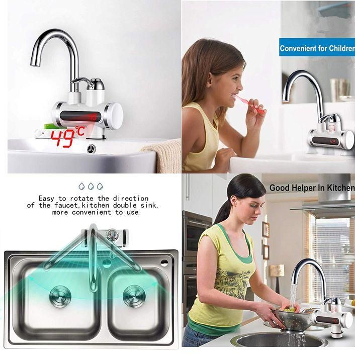 How To Get Instant Hot Water At Kitchen Sink