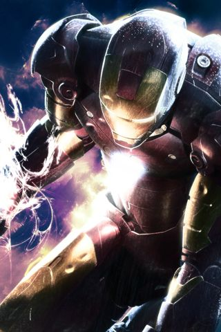 Ironman Charged Android Wallpaper Hd 3d Android Wallpapers Hd