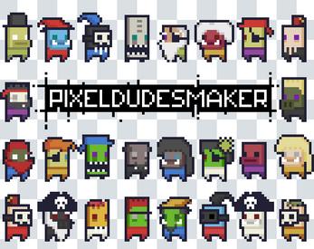 Make A Pixel Character Sprite Sheet Pixel Characters Pixel Pixel Art