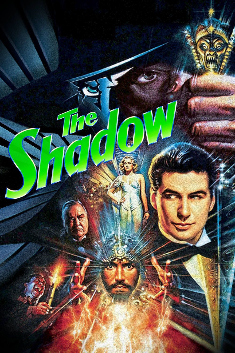 The Shadow 1994 Movie | The Shadow Movie Wiki - Review ...