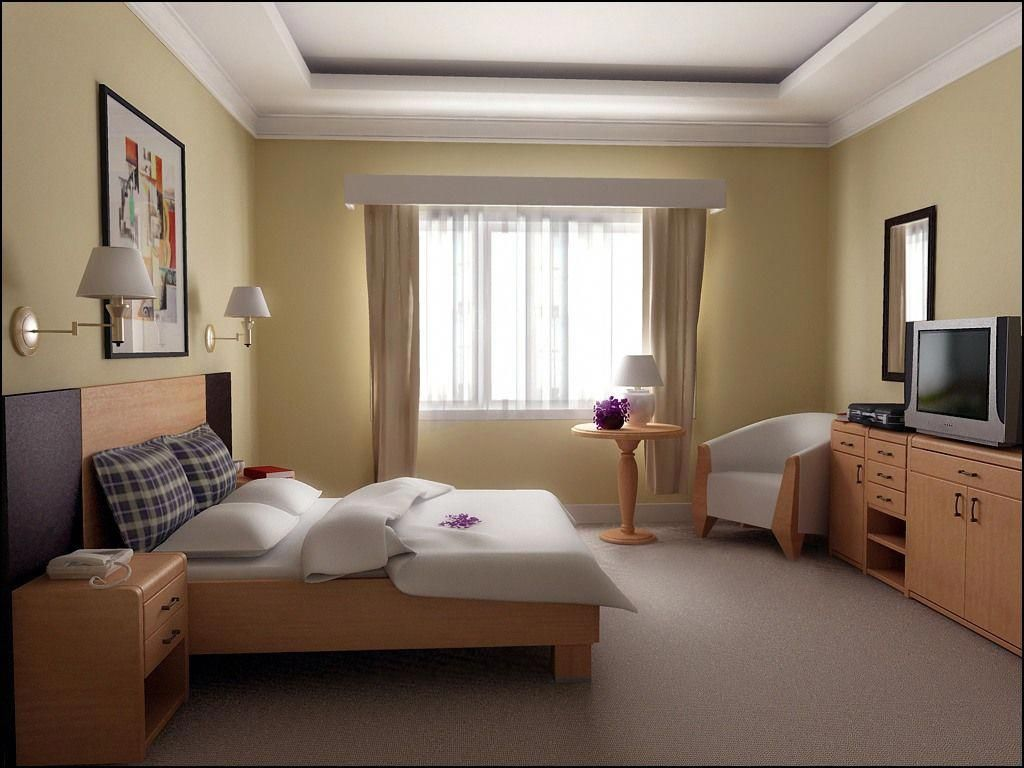 Simple Bedroom Interior Ideas WellBX WellBX bedroominteriorideas