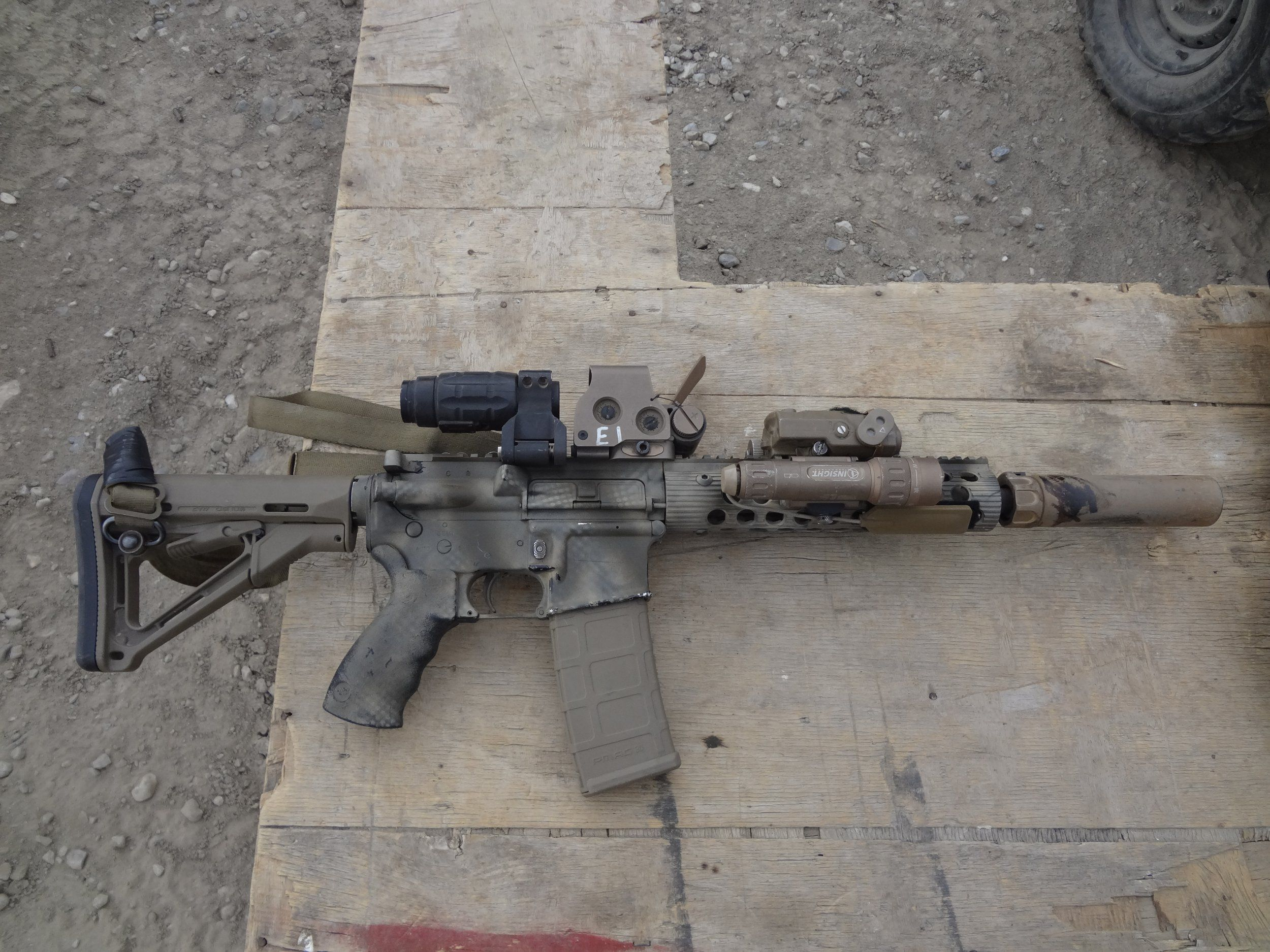 Tactical AR-15/M4/M4A1 Carbine/SBR Aftermarket Accessories