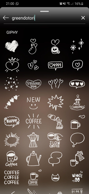 G I P H Y Creative Instagram Stories Instagram Photo Ideas Posts Instagram Emoji