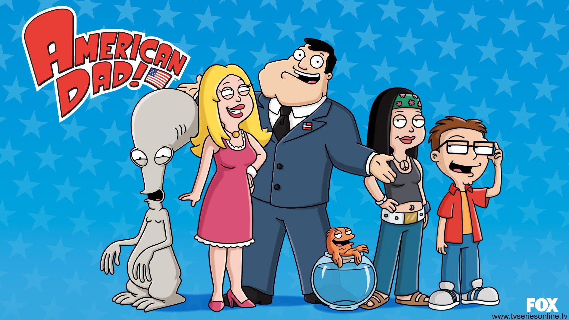 American Dad Season 13 Episode 8 American Dad Tv Shows