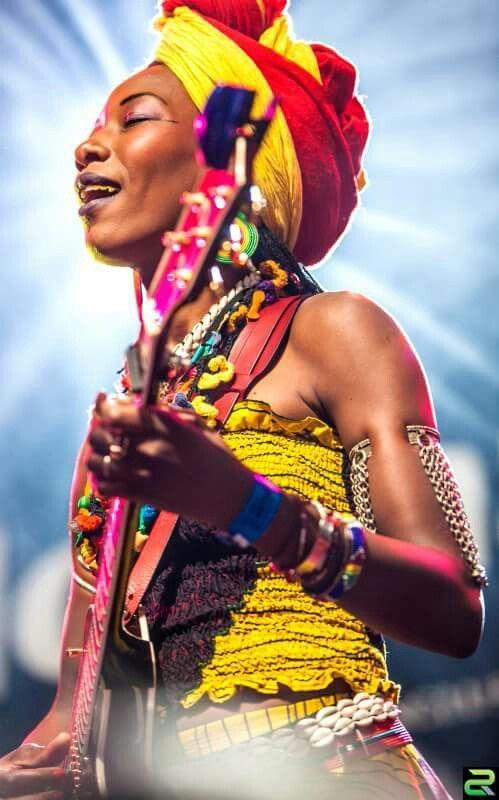 Fatoumata Diamara