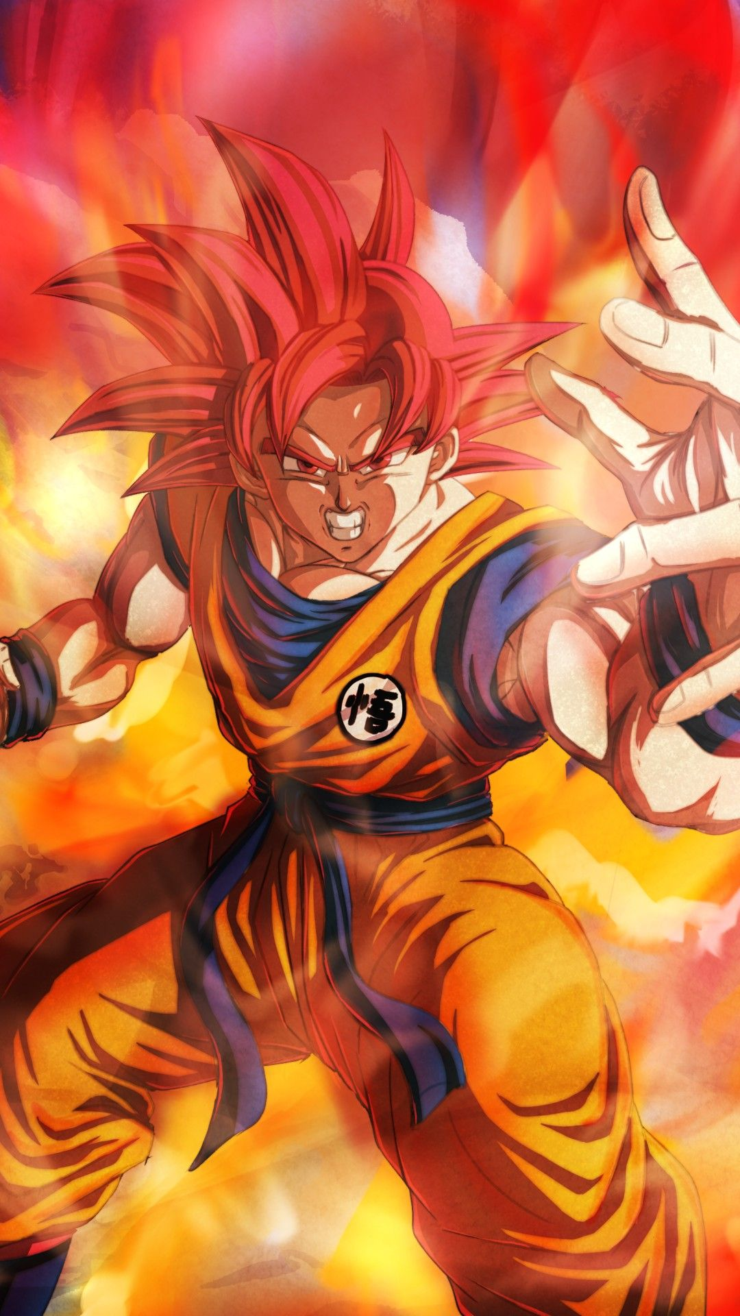 Wallpaper Phone Goku Full Hd Anime Dragon Ball Super Anime Dragon Ball Dragon Ball Super