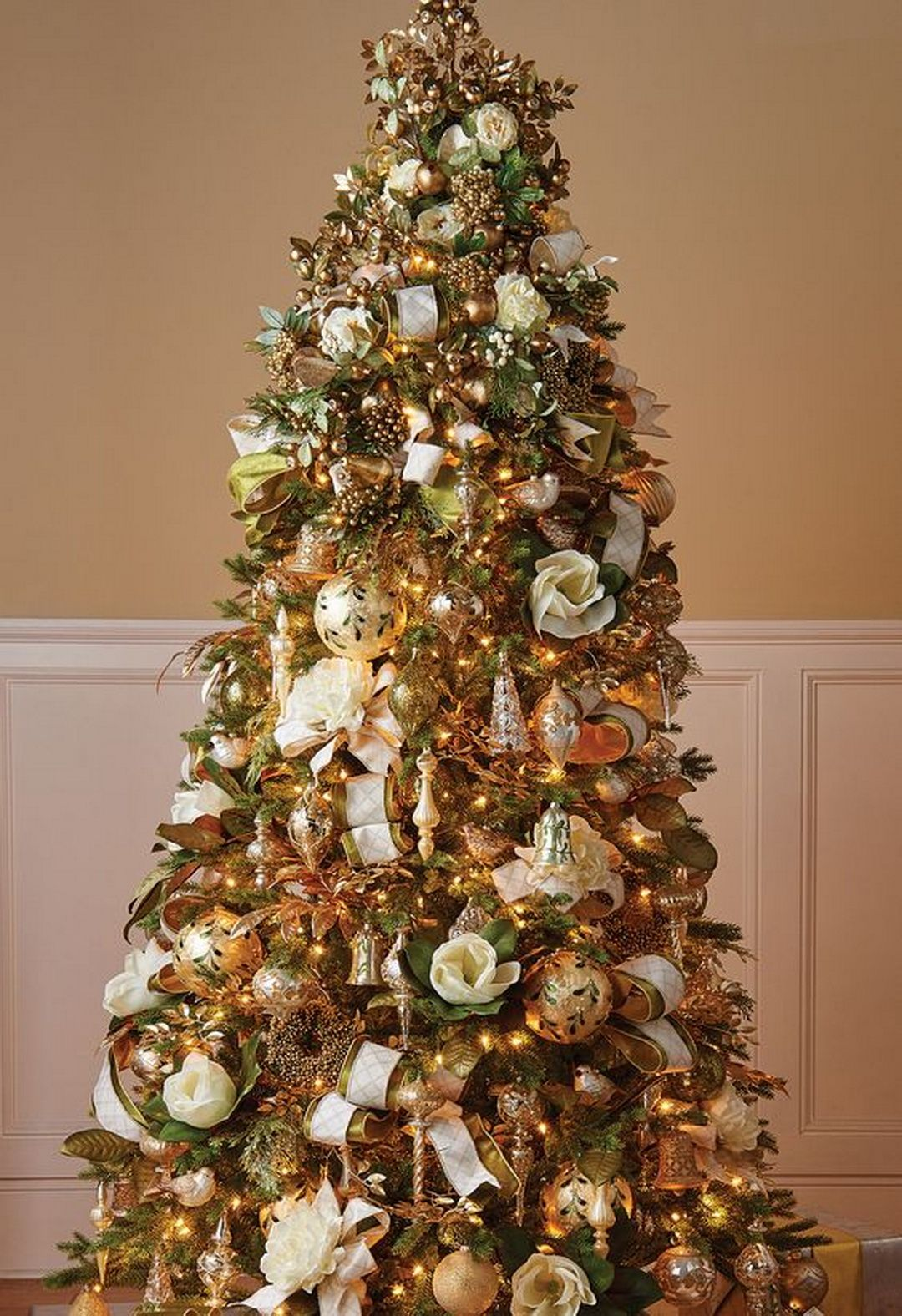 35 stunning pre decorated christmas trees razimports