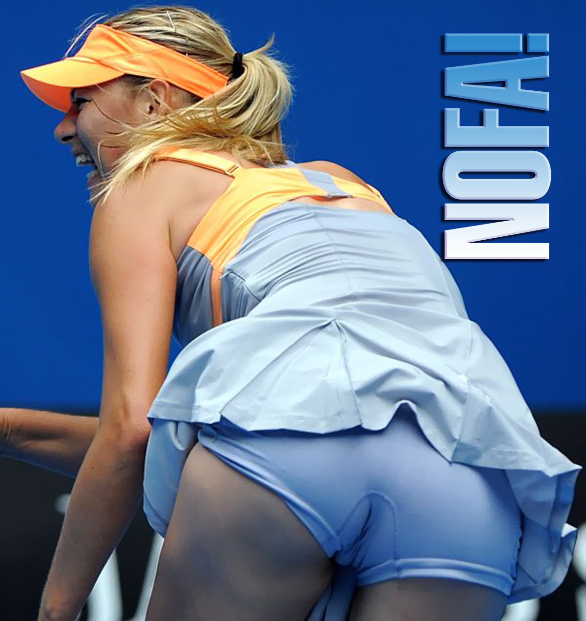 Fuck, she's tennis players porn lovely cock