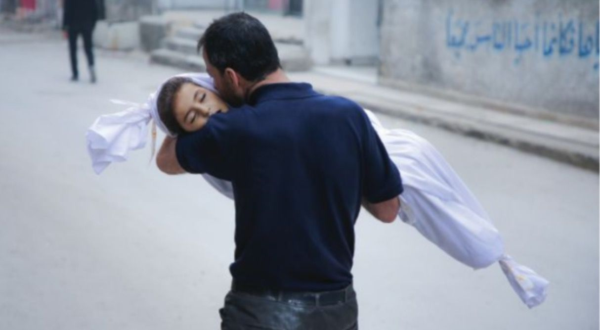 Pin On World Powers Syrian Civil War