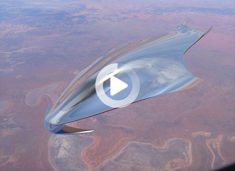 This Is How Ferrari Would Build a Spaceship