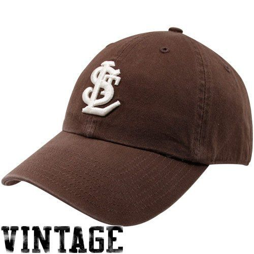071e87893 MLB  47 Brand St. Louis Cardinals Chocolate Vintage Cooperstown Franchise  Fitted Hat by Twins.  24.95