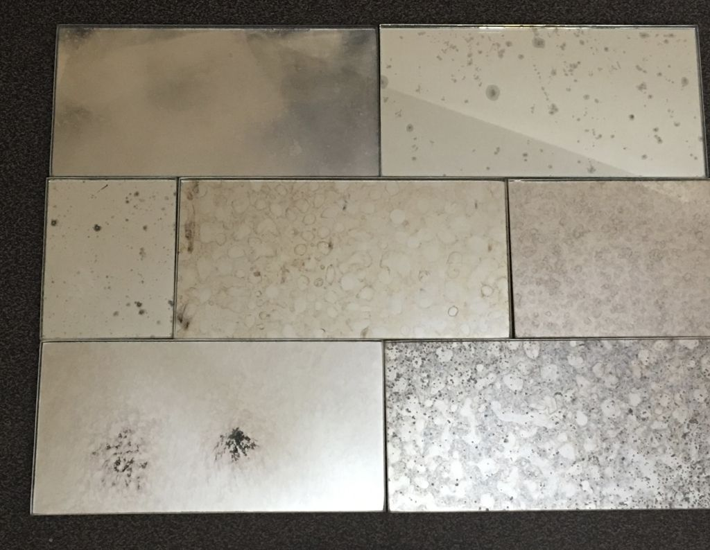 4 x 8 mixed set of antique mirror tiles master bath and closet 4 x 8 mixed set of antique mirror tiles dailygadgetfo Gallery