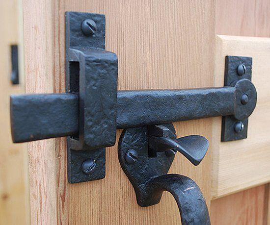Coastal Bronze 40 330 Double Thumb Latch Gate Hardware At