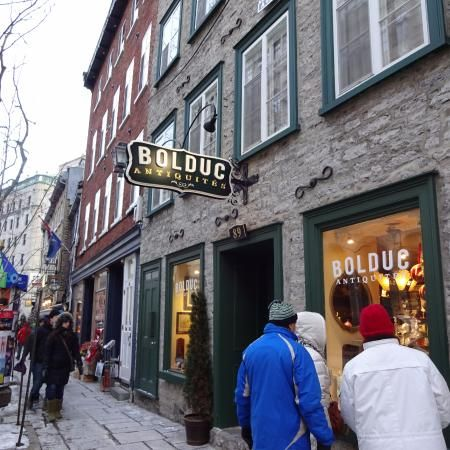 Upper Town (Haute-Ville), Quebec City: The Upper Town of Old Quebec is filled with not only the Chateau Frontenac but also many little hotels, shops and places to eat. Skip the tourist spots and check out all the galleries!