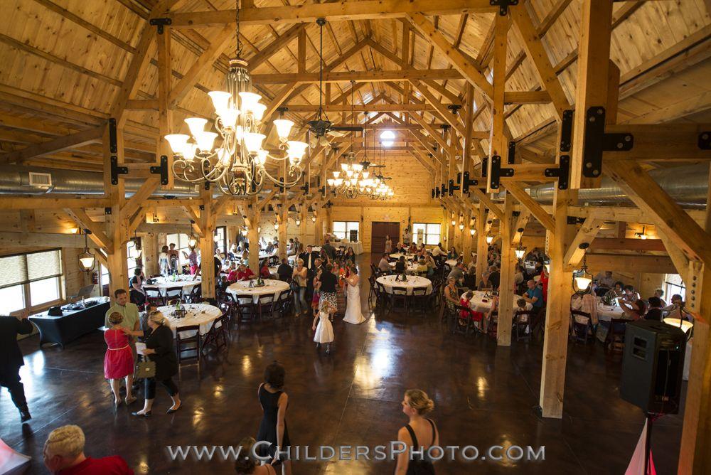 Canopy Creek Farm Childers Photography Country Chic Reception Barn Miamisburg Ohio