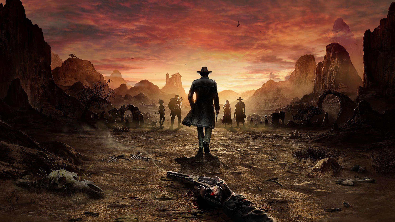 Desperados Iii 2019 Game In 2020 Gaming Wallpapers Bounty Hunter Best Pc Games