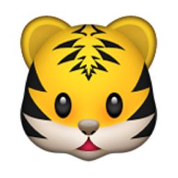 The *definitive* SEC emoji listing (With images) | Tiger emoji ...