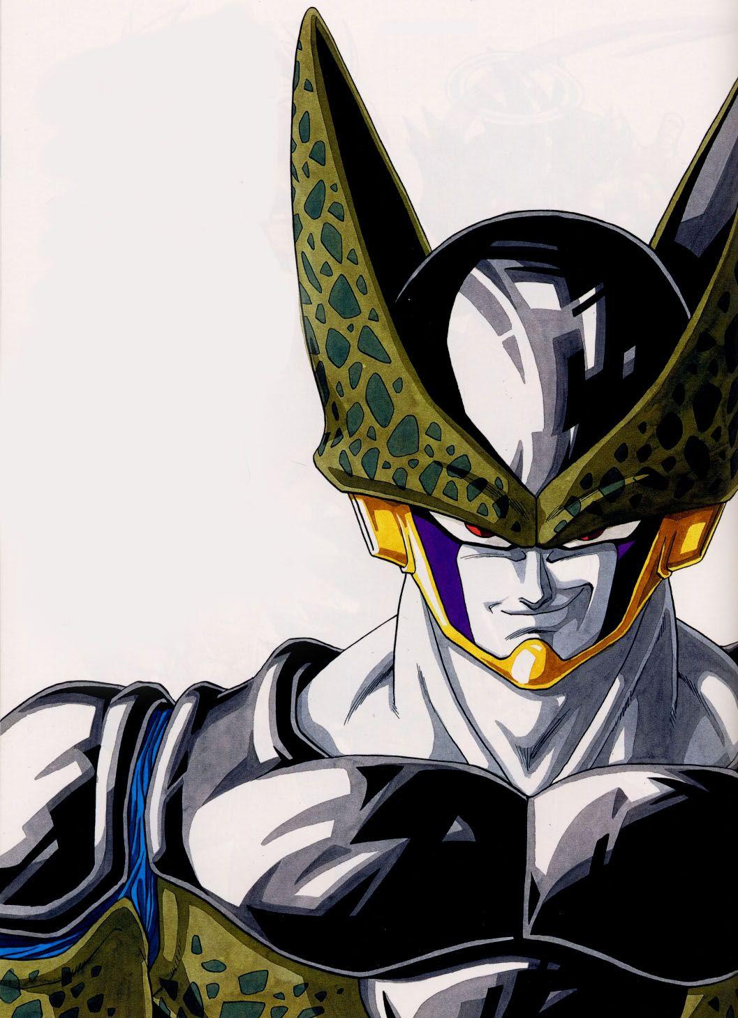 Cell Dragon Ball Z : dragon, Michael, Torres, Dragon, Artwork,