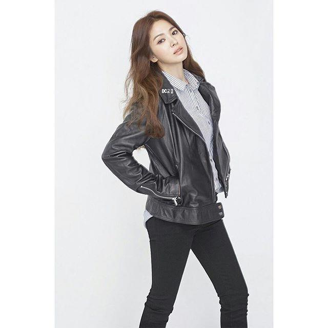 Song Hye Kyo X Esprit 2017 Ss Shkdc Songhyekyo Songjoongki Kikyo Kikyocouplle