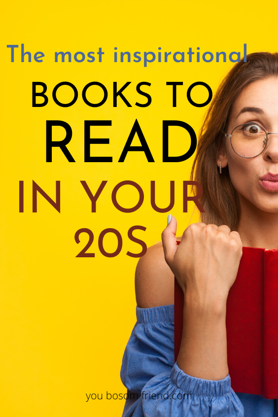 Life changing books that every women should read in their 30s! Self- development books can help you to love yourself, to be more confident and be positive ! #selfhelpbooks #lifechangingbooks #nonfictionbooks