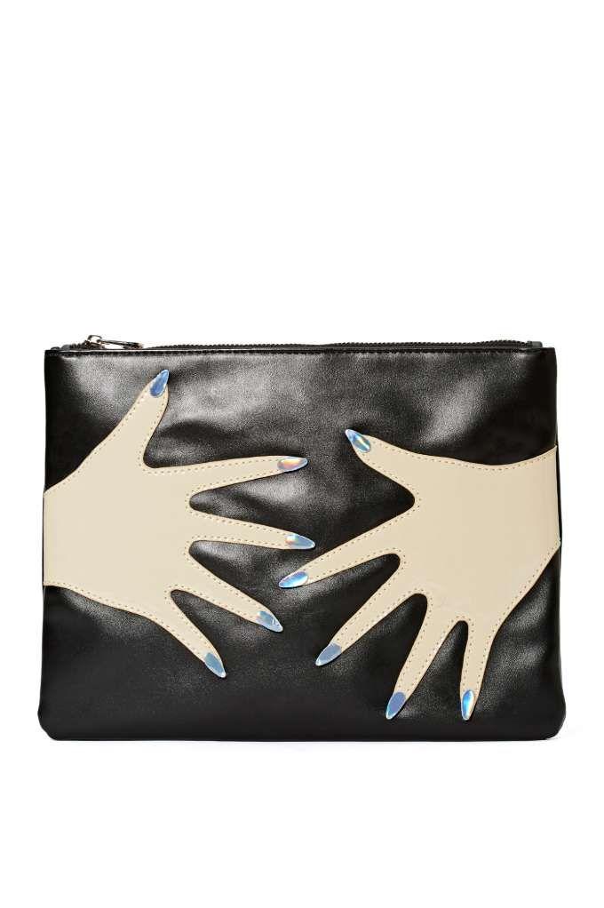 Hands On Bag | Shop Mod at Nasty Gal