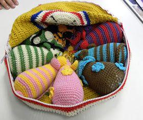 Rekenmuizen Gratis Patroon Figurine Crochet Pinterest