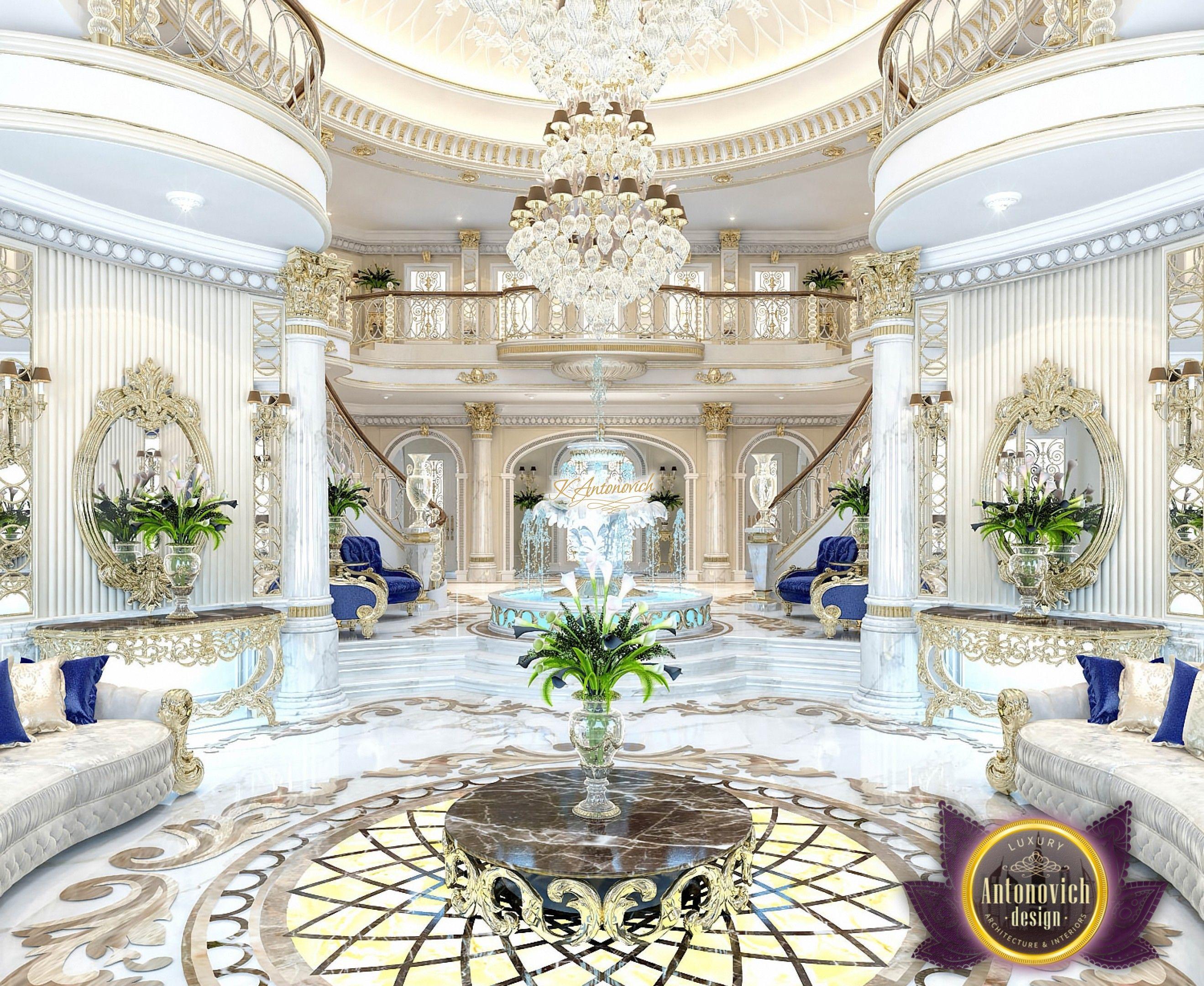 Royal Living Room Interior | Design | Pinterest | Living room ...