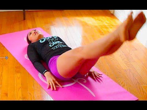EPIC PILATES WORKOUT Feat. Blogilates #pilatesvideo