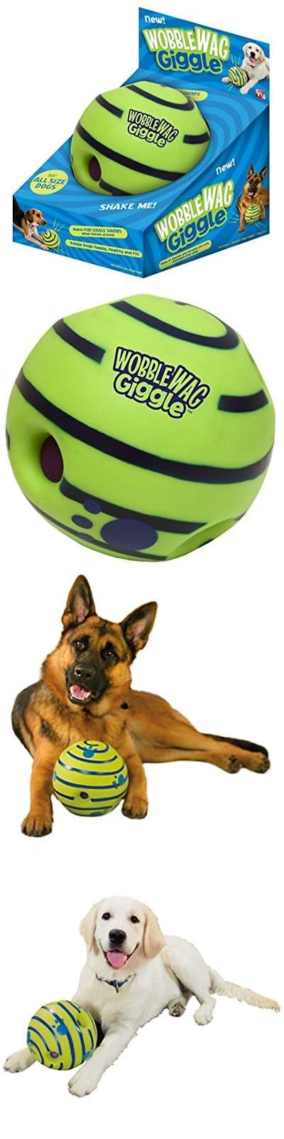 Toys 177791 Wobble Wag Giggle Ball Dog Toy As Seen On Tv Buy
