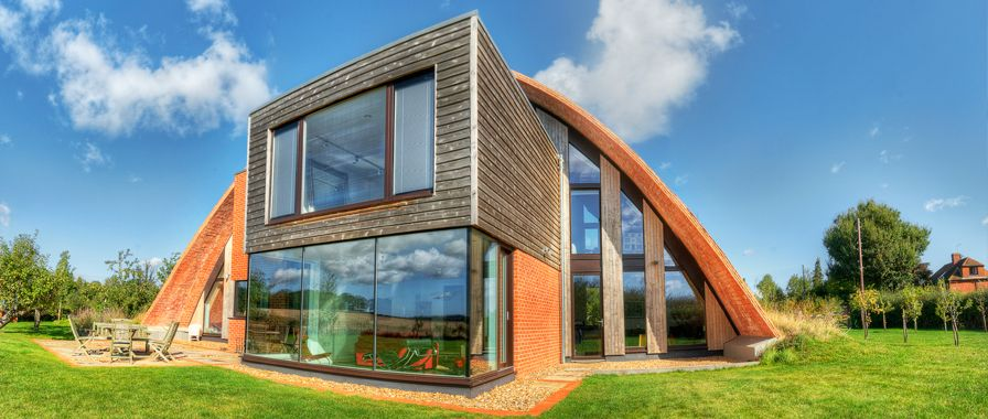 Crossway House Passive House Certified Hawkes