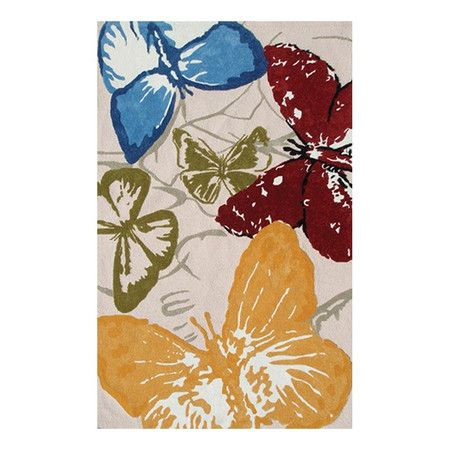 Monarch Rug Bright Ideas On Joss Main Vibrant Rugs Butterfly Rug Outdoor Rugs
