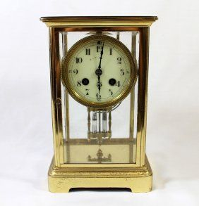 FRENCH CARRIAGE CLOCK : Lot 8