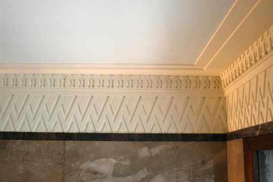 Art Deco Crown Molding Google Search Moldings And Trim Art Deco Interior Art Deco