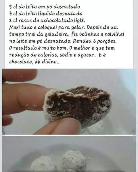 Docinho diet