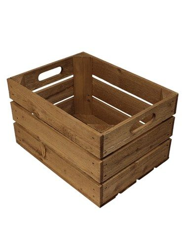 Rustic Crate Small No Print Main Product Image
