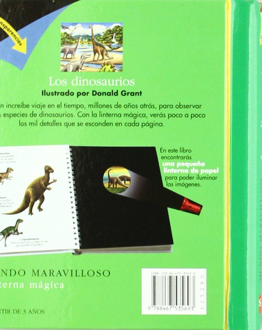 Los dinosaurios (Mundo maravilloso): Amazon.es: Claude Delafosse, Donald  Grant, Teresa Tellechea: Libros