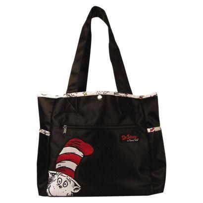 Dr Seuss Diaper Bag