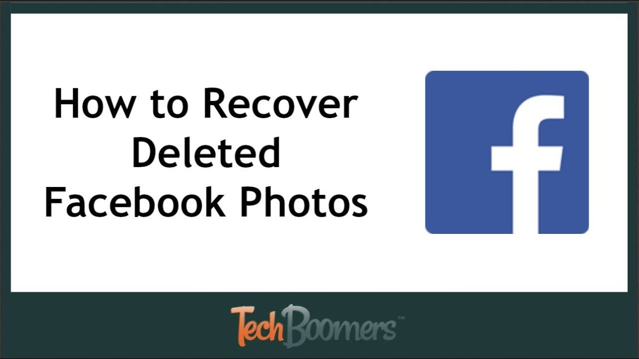 Profile recover a deleted Recover lost