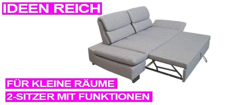 2 Sitzer Couchgarnitur Ecksofas Sofa Sofa Design