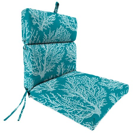 Outdoor 22 Inch X 44 Inch X 4 Inch Chair Cushion Orange Products