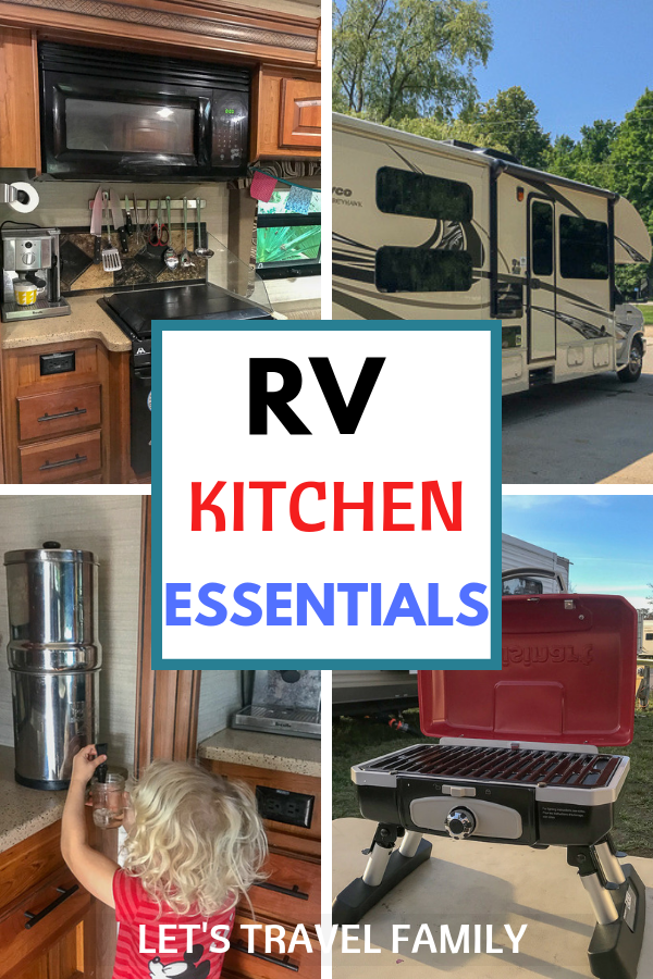 Photo of 29 RV Kitchen Accessories You Must Have – Ultimate List – Let's Travel Family