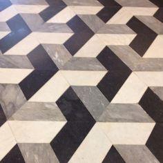 Optical Illusion Tiles