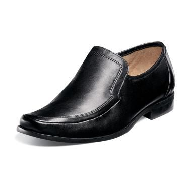 Florsheim Maniloe Slip On Black -Mens