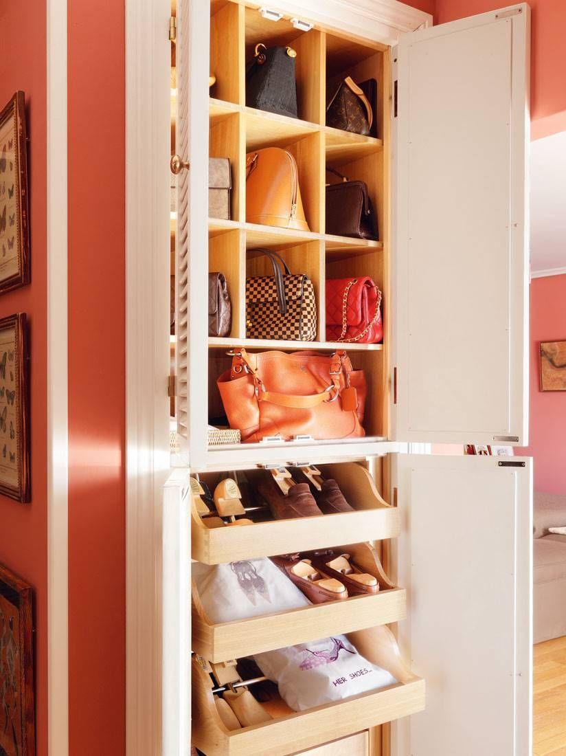 Un Armario Para Tus Accesorios Preferidos For The Home Cajon